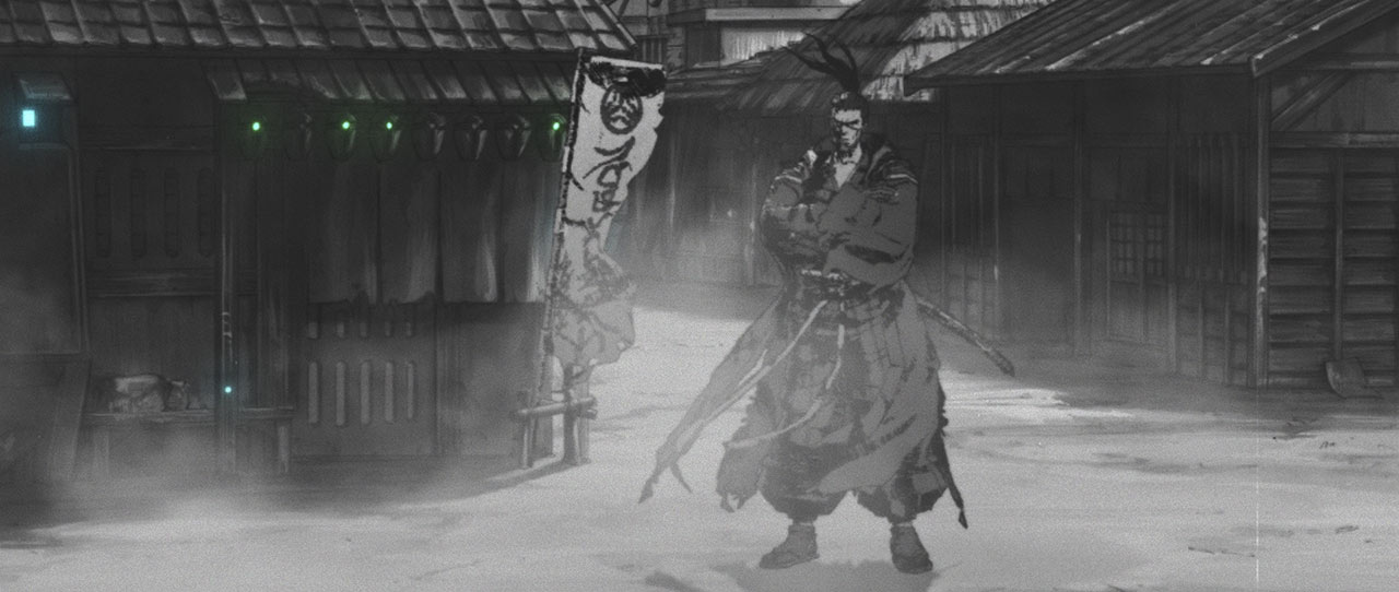 """Ronin from """"The Duel"""""""