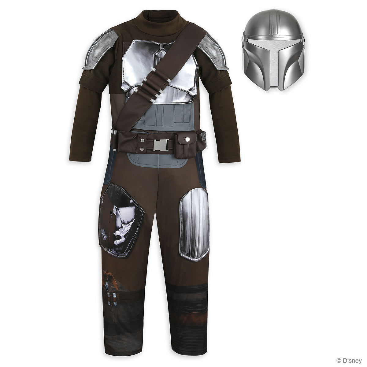 The Mandalorian Adaptive Costume for Kids by shopDisney