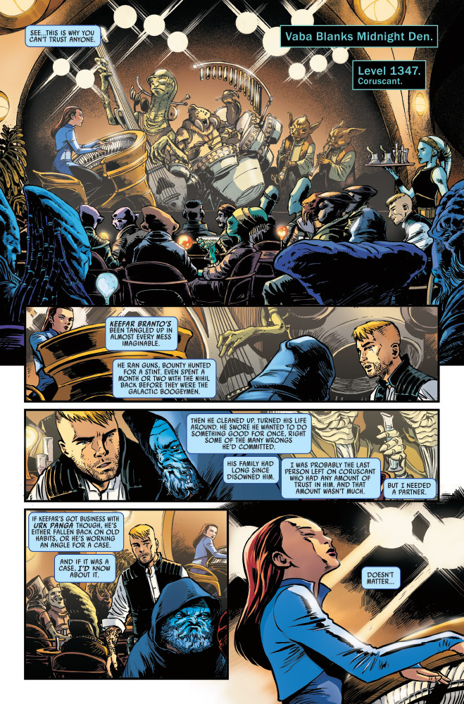 Trail of Shadows#1 preview 5