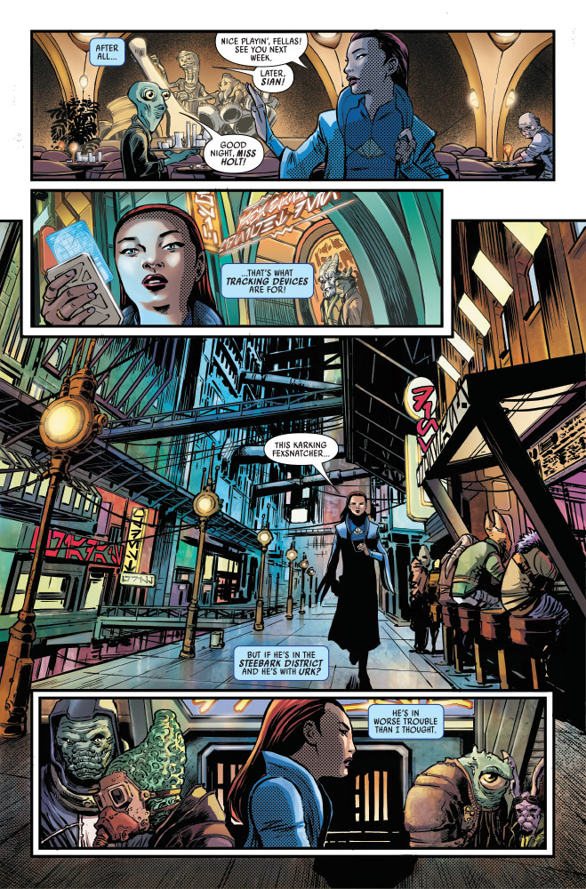 Trail of Shadows#1 preview 6