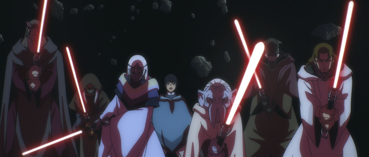 """The Sith in """"The Ninth Jedi"""""""