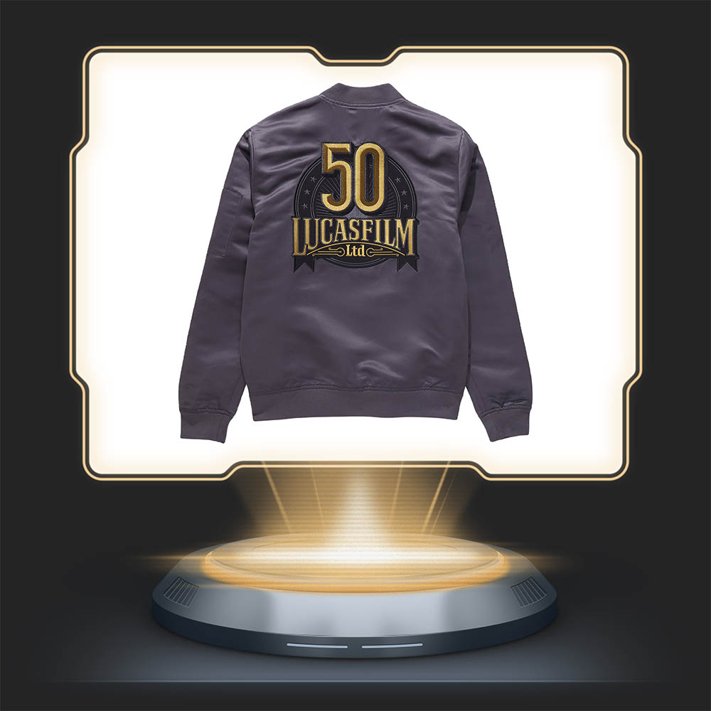 Lucasfilm 50th Bomber Jacket