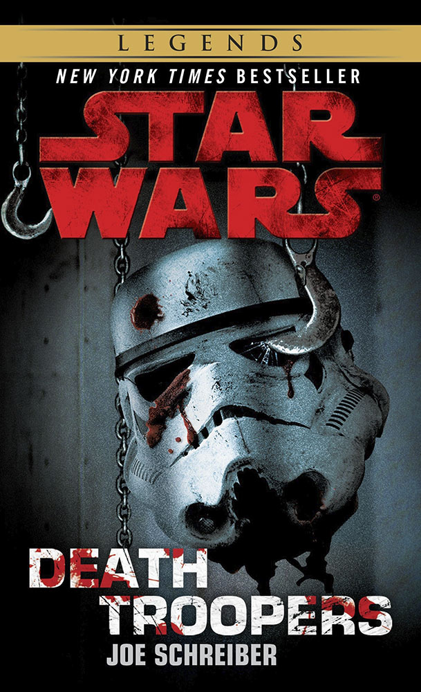 Star Wars: Death Troopers cover.