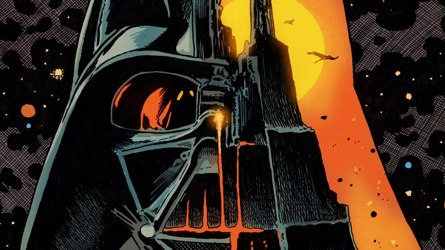 Ghosts of Vader's Castle5 cover