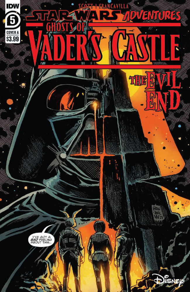 Ghosts of Vader's Castle5 preview 1