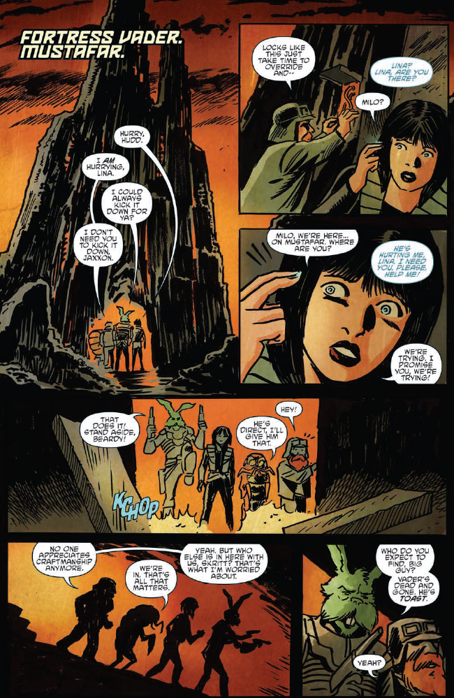 Ghosts of Vader's Castle5 preview 3