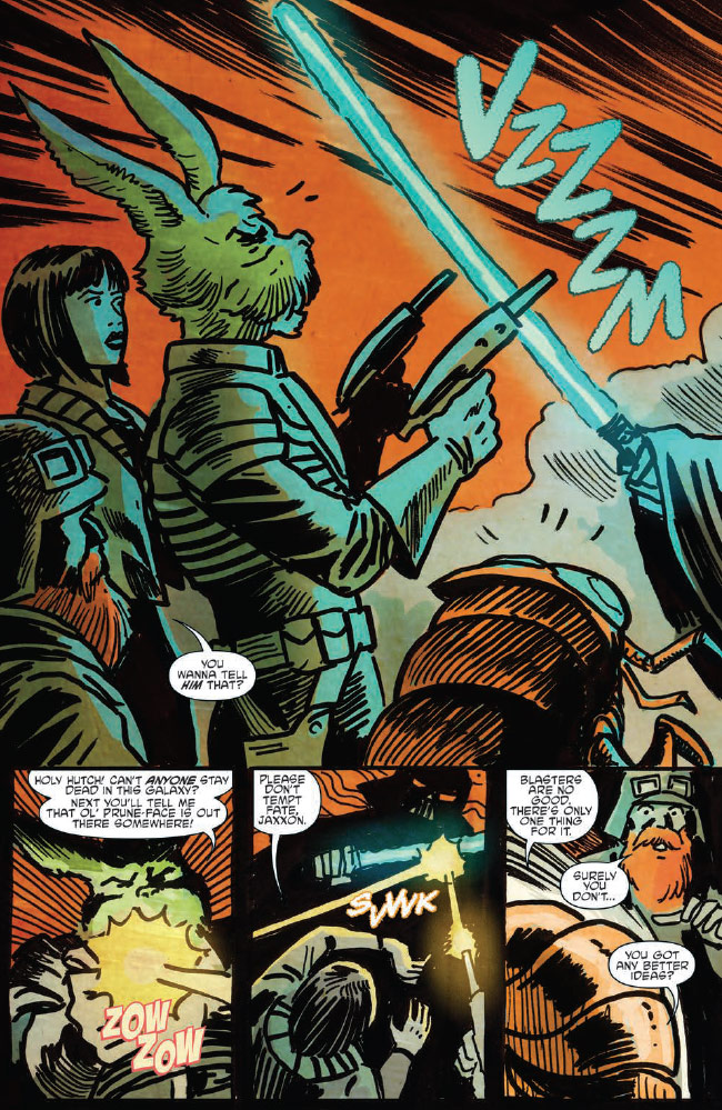 Ghosts of Vader's Castle5 preview 4