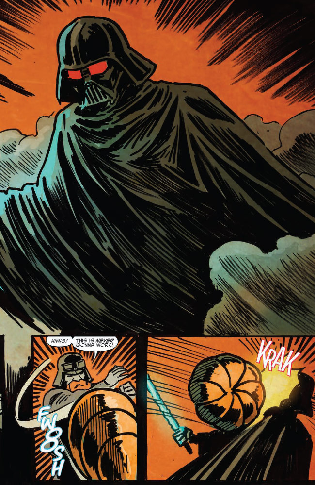 Ghosts of Vader's Castle5 preview 5