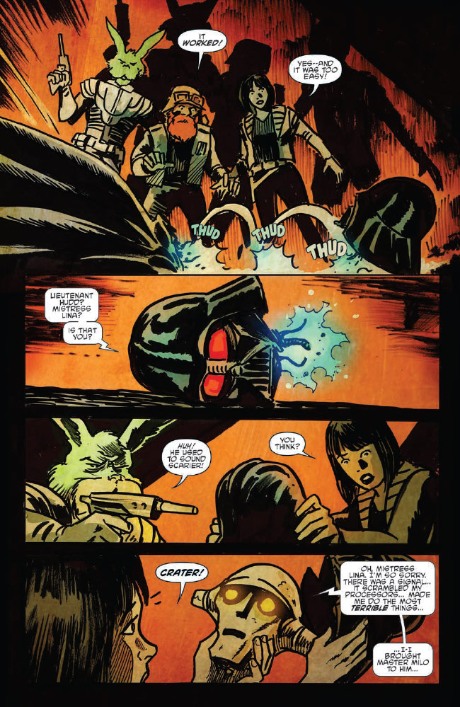 Ghosts of Vader's Castle5 preview 6