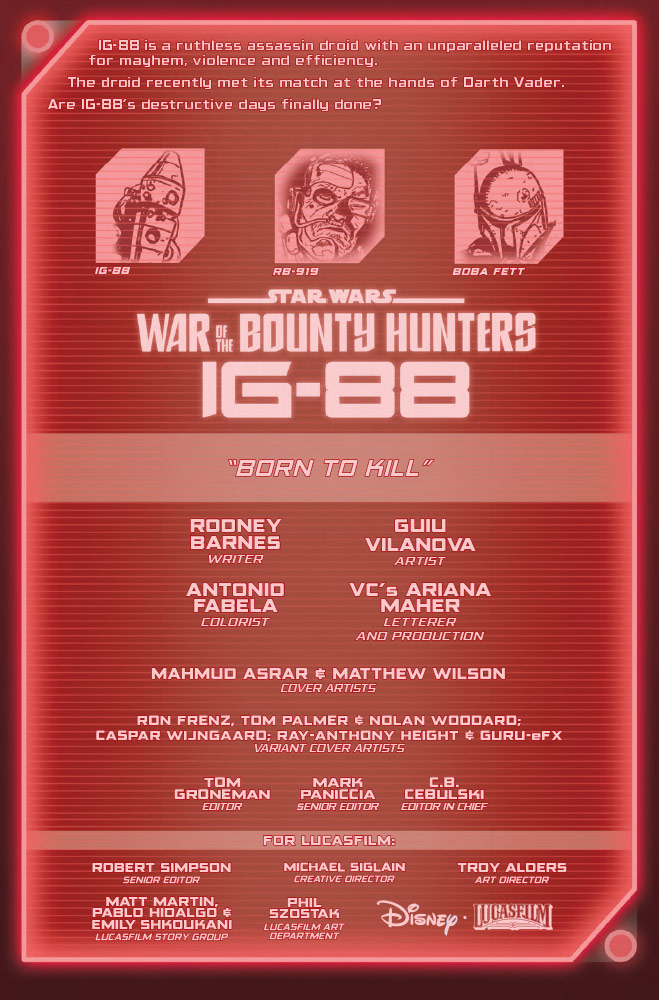 IG-88#1 preview 2