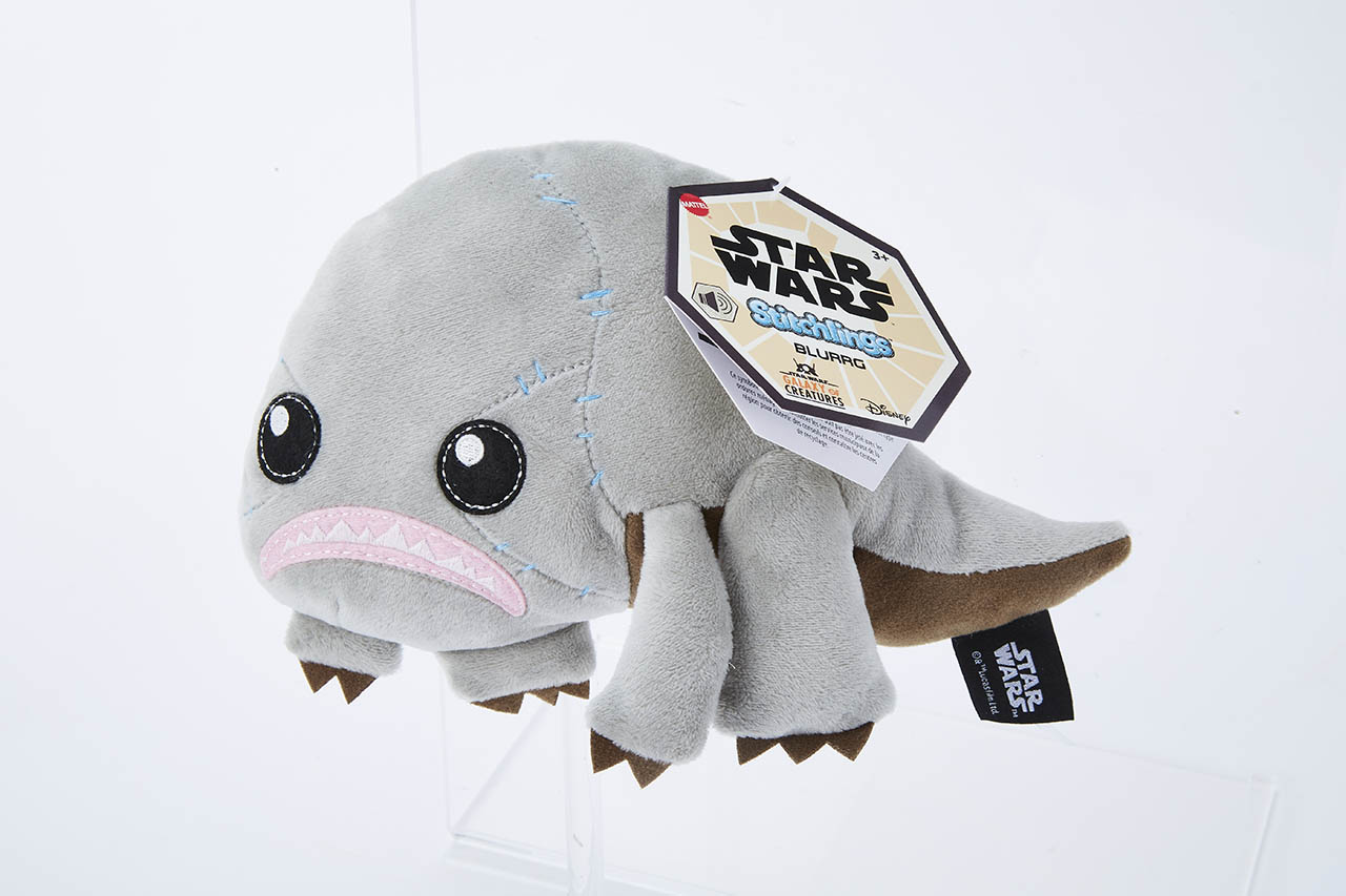 Star Wars Galaxy of Creatures Blurrg Stitchlings