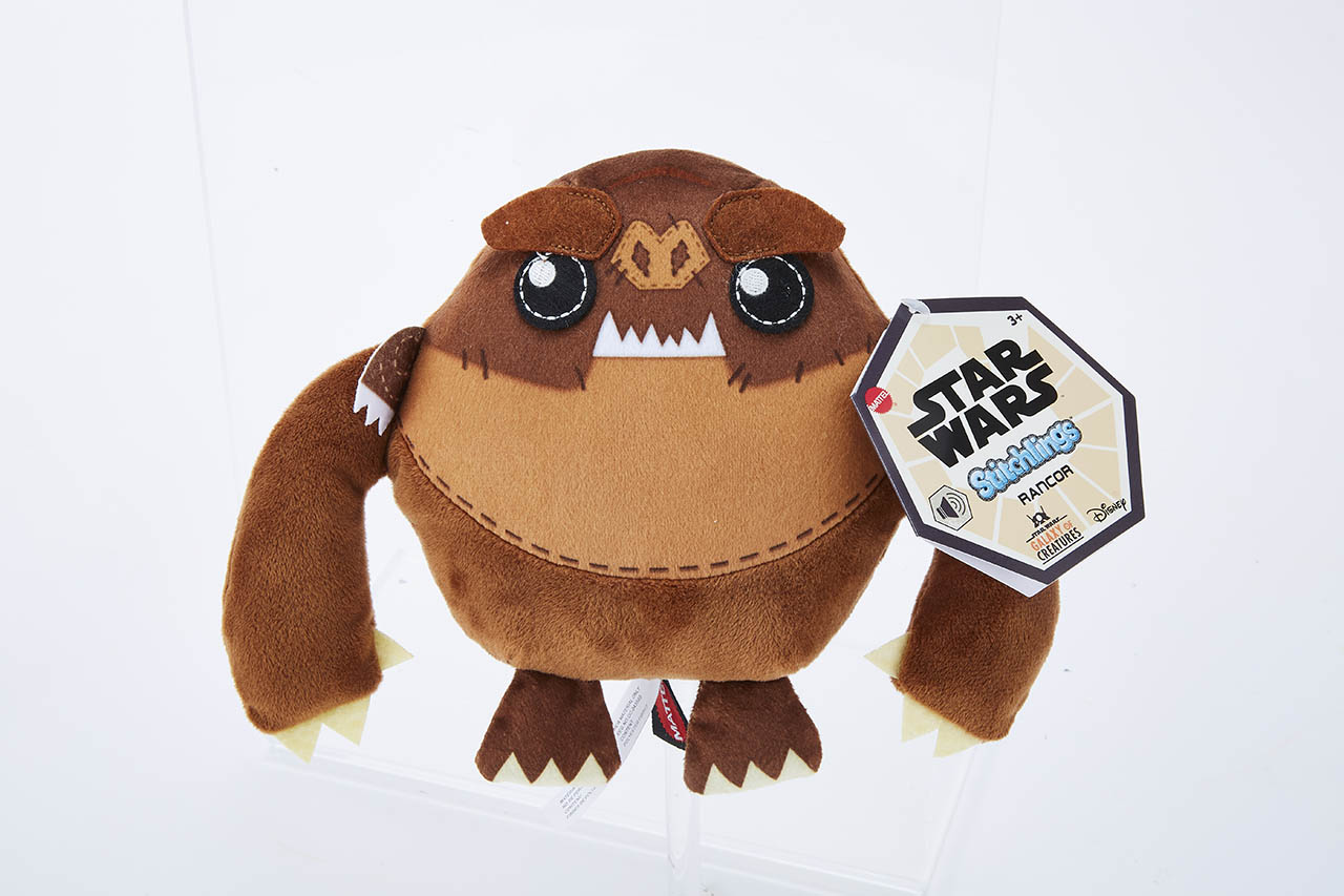 Star Wars Galaxy of Creatures Rancor Stitchlings