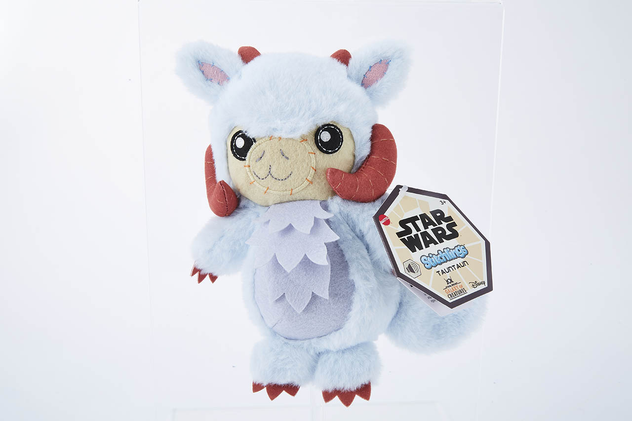 Star Wars Galaxy of Creatures Tauntaun Stitchlings