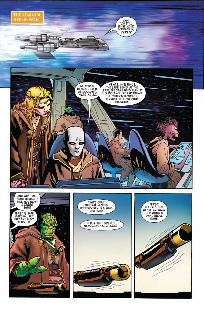 Star Wars: The High Republic#10 preview 3