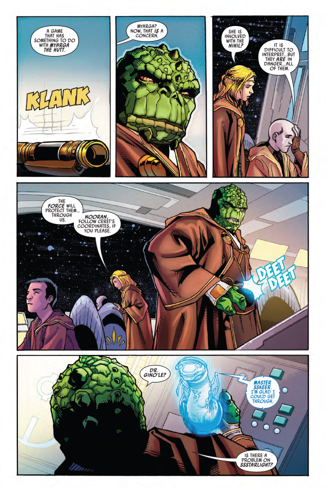Star Wars: The High Republic#10 preview 4