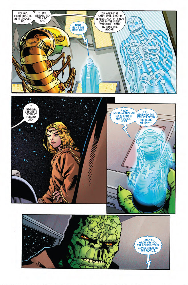 Star Wars: The High Republic#10 preview 5