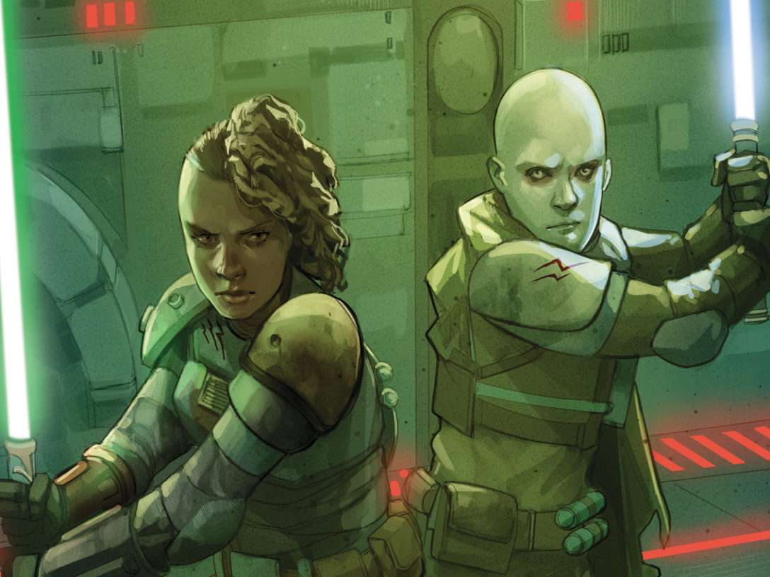 Star Wars: The High Republic#10 cover