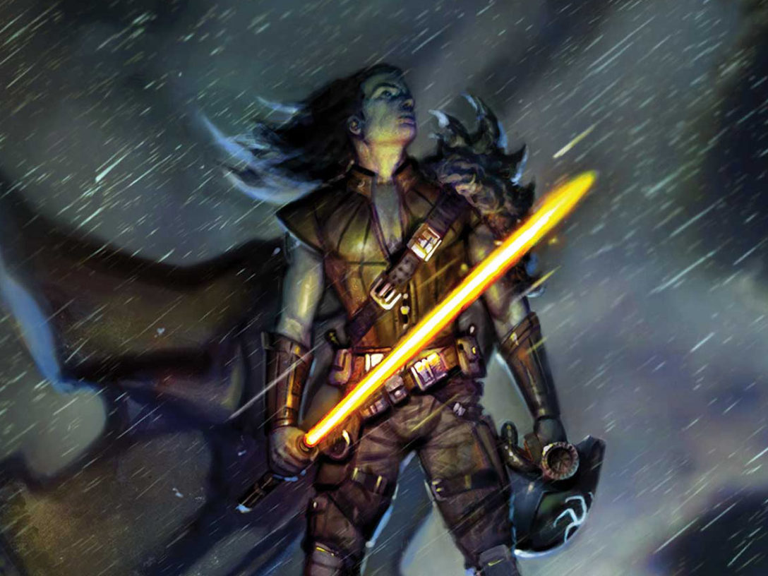 STAR WARS: THE HIGH REPUBLIC -- EYE OF THE STORM #1 cover