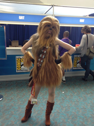 Female Wookiee