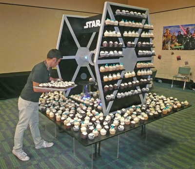 Fueling the TIE fighter (photo by Dunc)