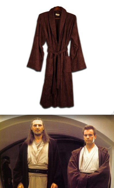 Last minute star wars costume ideas starwars jedi bathrobes solutioingenieria Image collections