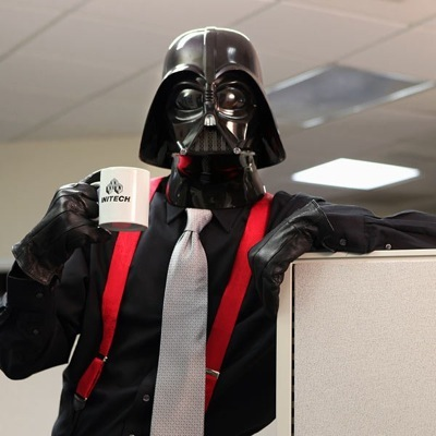 Office Manager Vader