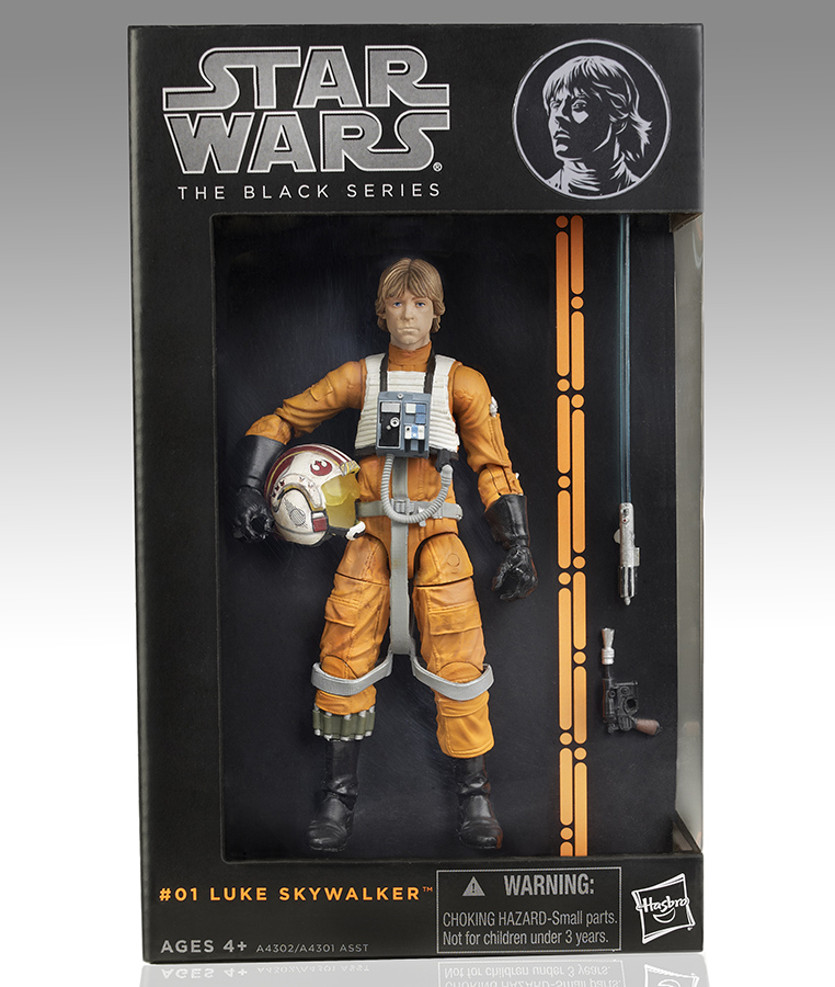 Black Series Luke