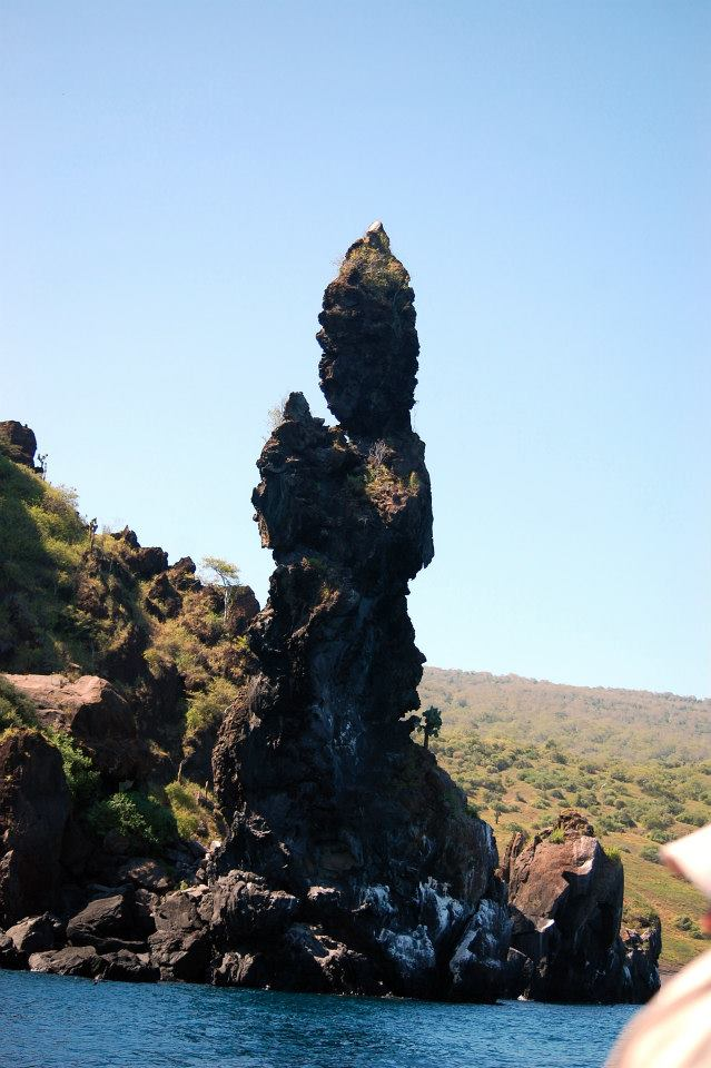 Picture 5 - Meditating Jedi Rock Formation