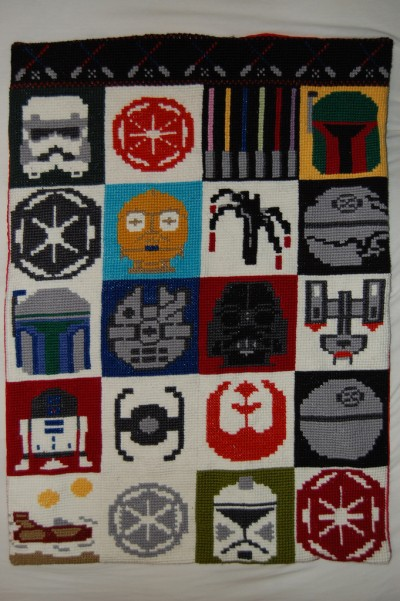 Star Wars Baby Blanket