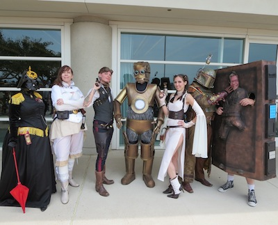 Steampunk Star Wars 1