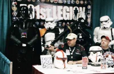 The 501st in Gamers 3
