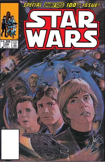 Marvel Comics Star Wars #100