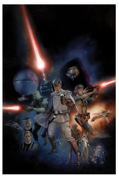 The Star Wars Cover A