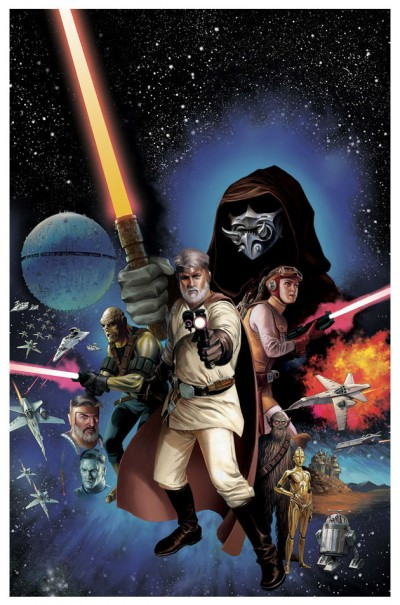 The Star Wars Cover C