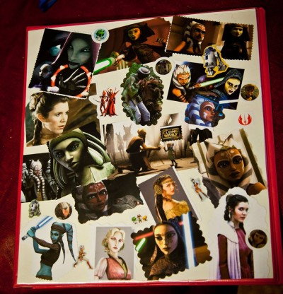 Star Wars Notebook