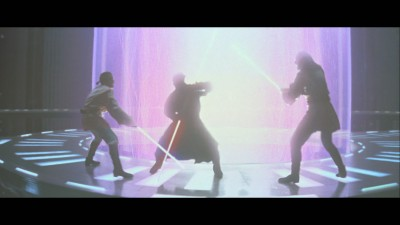 Obi-Wan Kenobi & Qui-Gon Jinn Vs. Darth Maul, The Phantom Menace