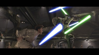 Obi-Wan Kenobi Vs. General Grievous, Revenge of the Sith