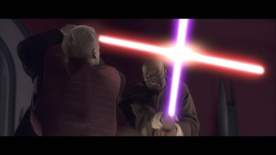 Mace Windu Vs. Darth Sidious, Revenge of the Sith