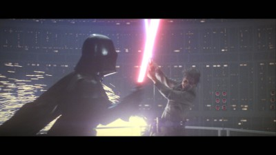 Luke Skywalker Vs. Darth Vader, The Empire Strikes Back