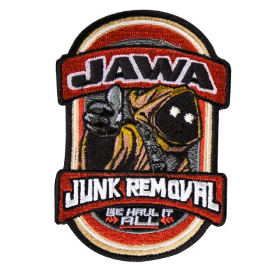 WeLoveFine's Jawa Junk Removal work shirt