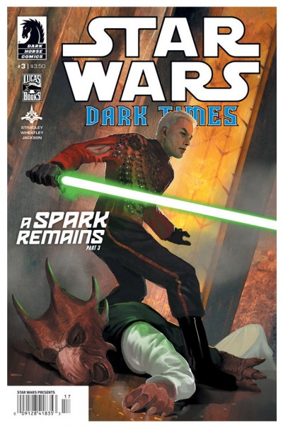 Star Wars: Dark Times -- A Spark Remains #3 Cover