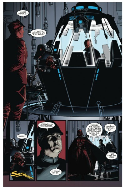 Star Wars: Dark Times -- A Spark Remains #3, Page 3