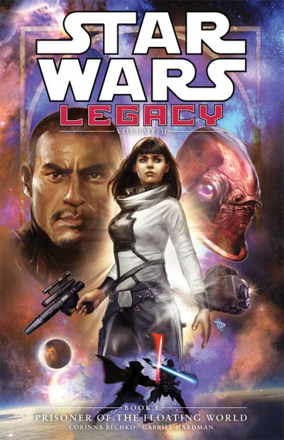 Star Wars: Legacy Vol. 2 - Prisoner of the Floating World
