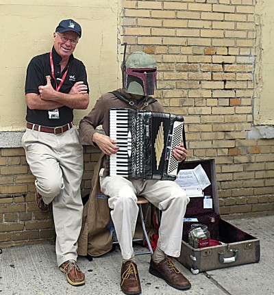 Boba & accordian