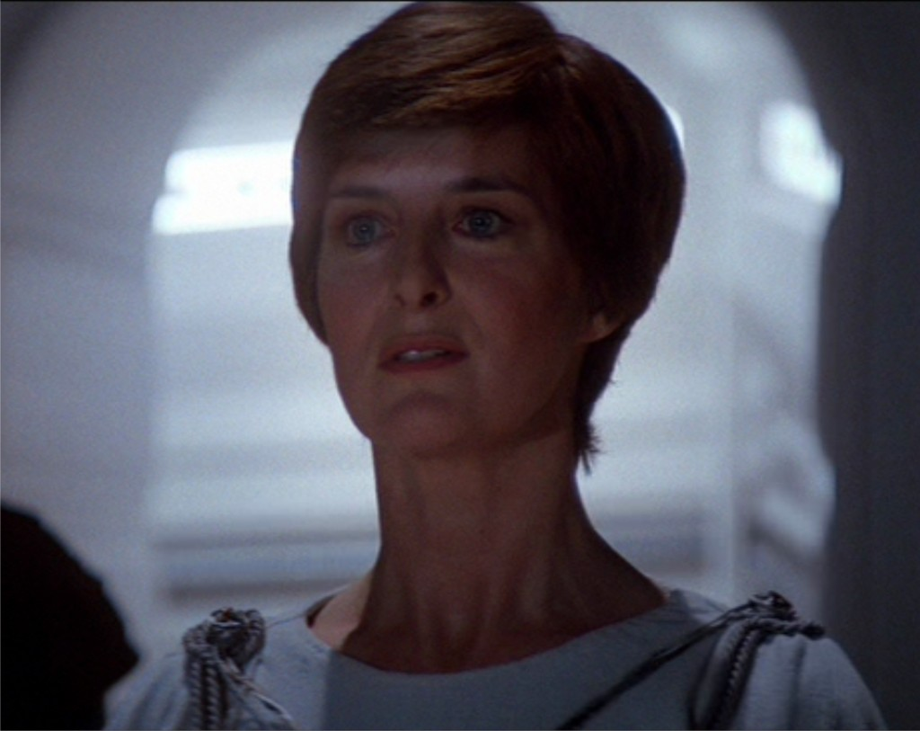 SPIN founder and Chief of State Mon Mothma was a ruthless leader when necessary and especially fond of the spy game.