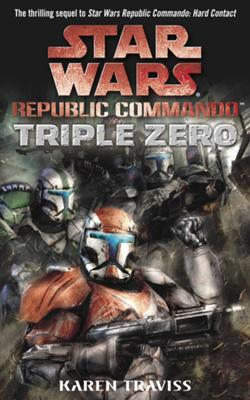 Star Wars: Republic Commando - Triple Zero cover.