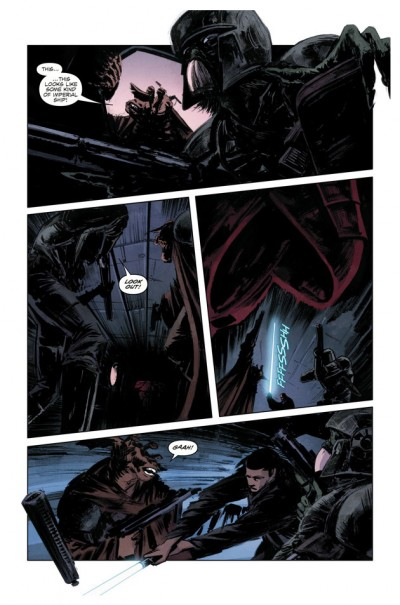 Star Wars: Legacy #8, page 2