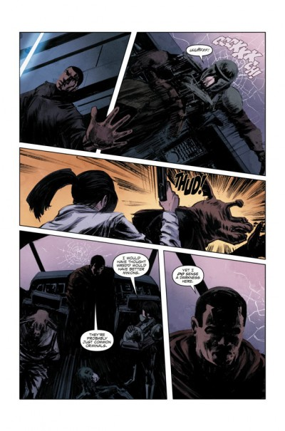 Star Wars: Legacy #8, page 3