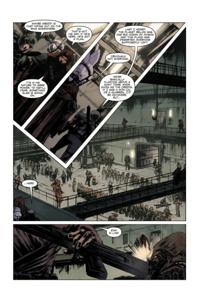 Star Wars: Legacy #8, page 4