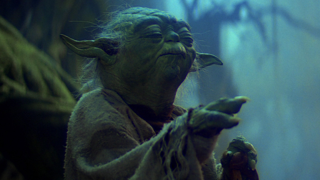 The StarWars 60 Best Yoda Quotes StarWars Awesome Quotes Yoda